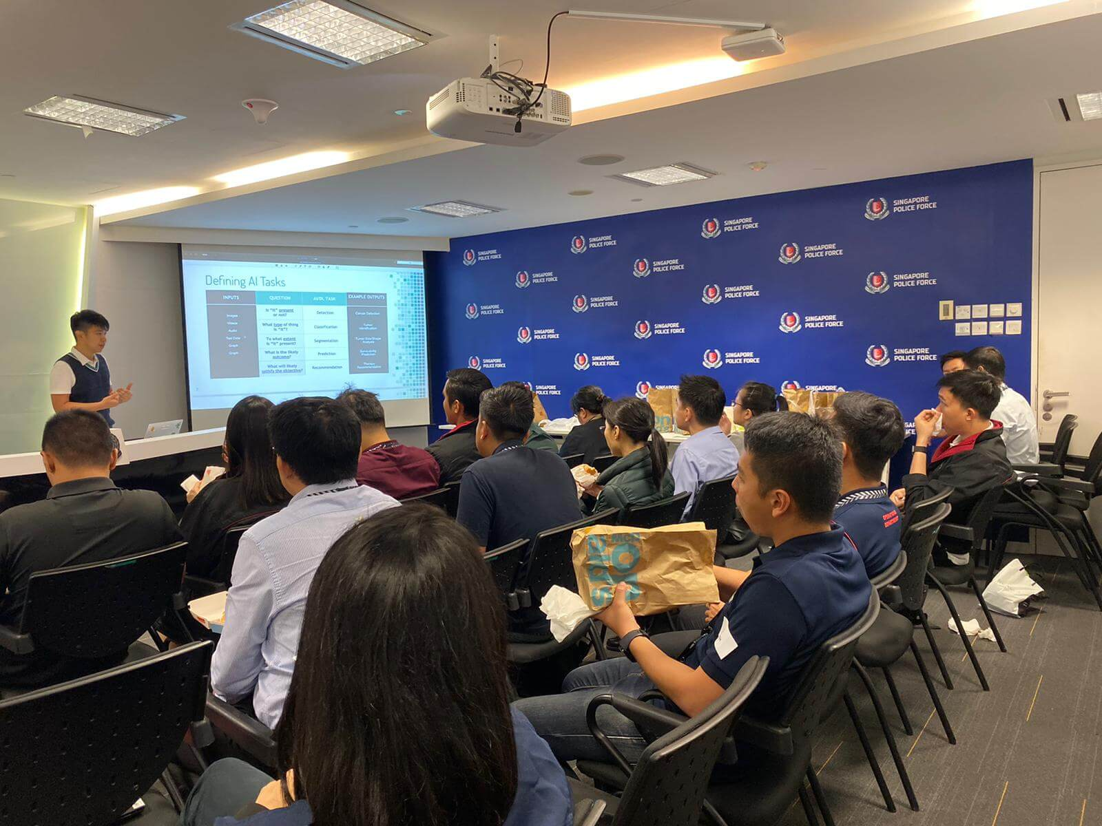 Applied Machine Learning Workshop - SPF 2