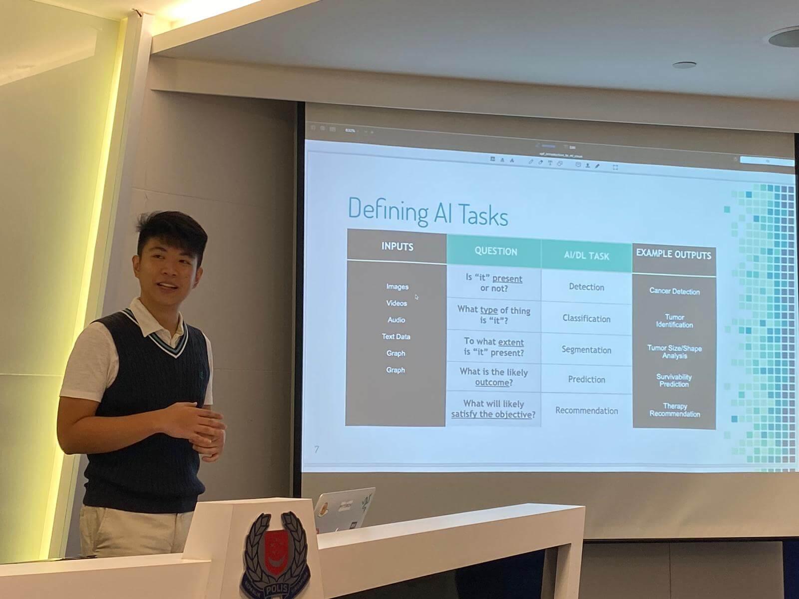 Applied Machine Learning Workshop - SPF