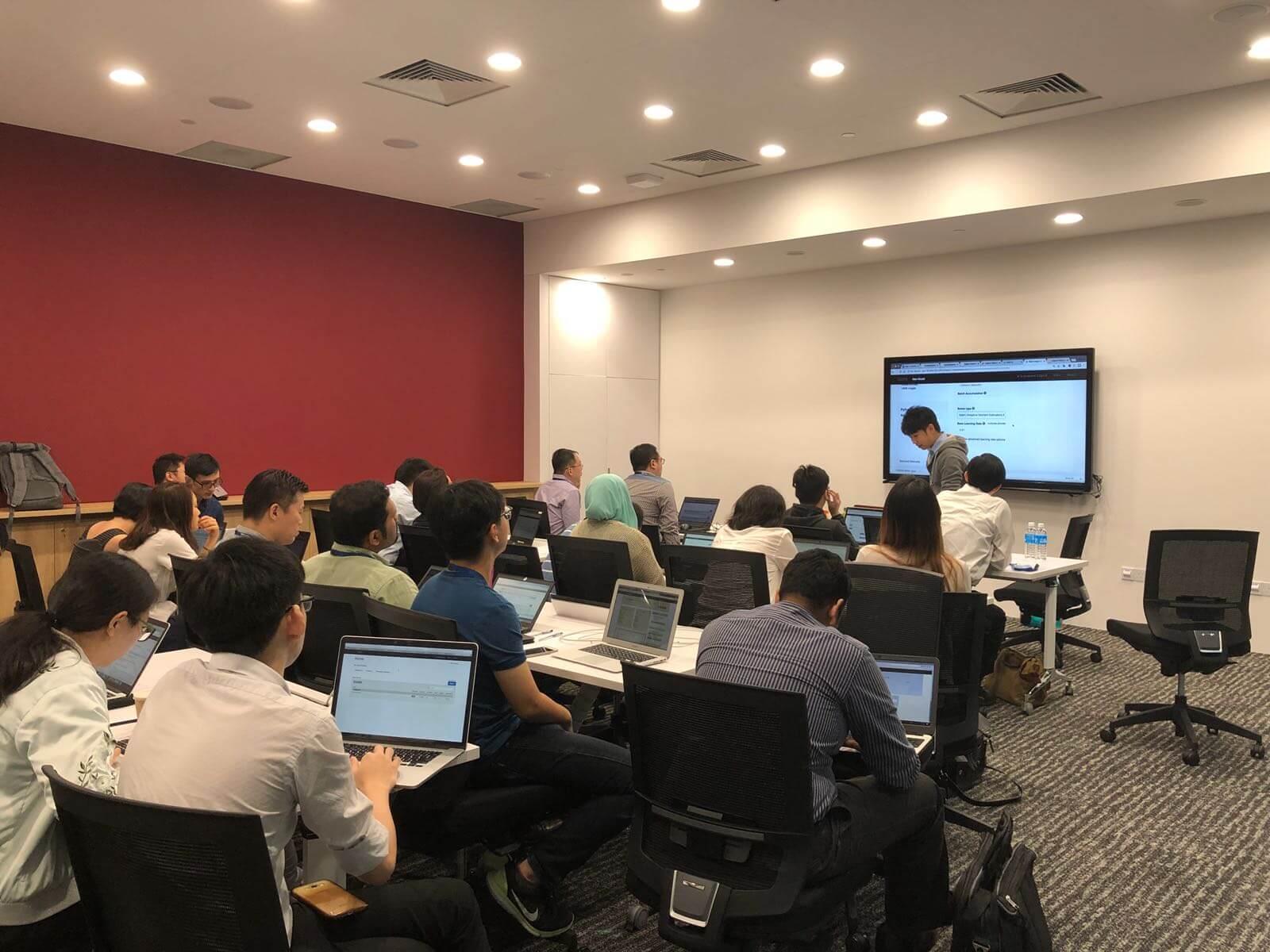 NVIDIA Image Classification Workshop NUS-NUHS-MIT Datathon 2