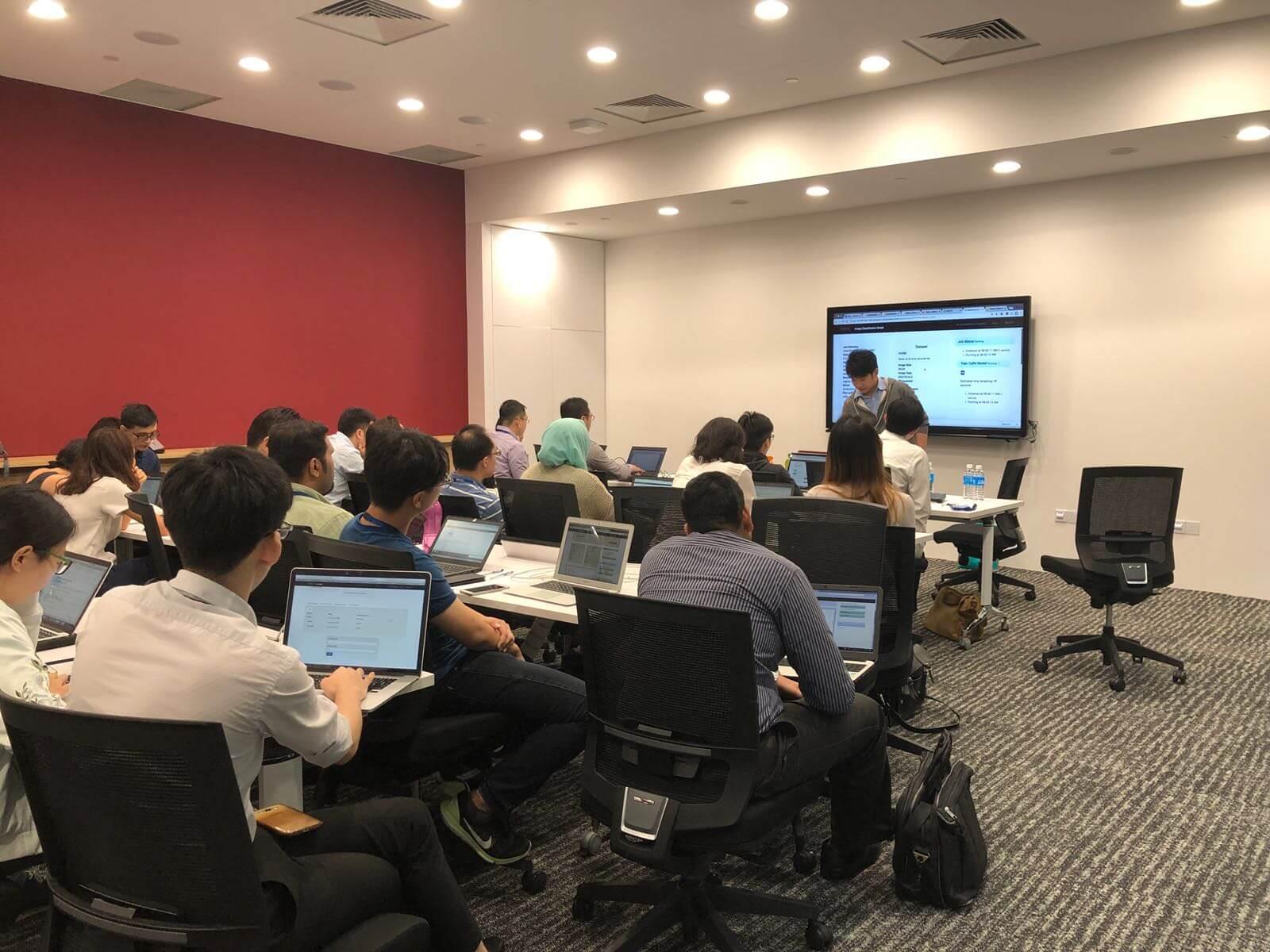 NVIDIA Image Classification Workshop NUS-NUHS-MIT Datathon